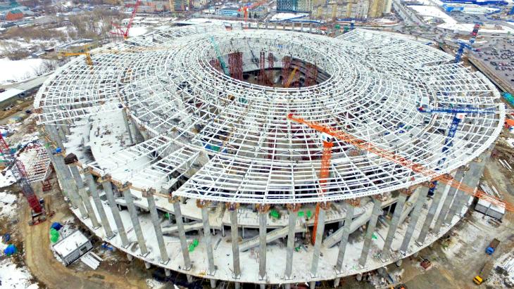 Стадион в Нижнем Новгороде