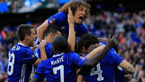 «Челси» стал первым финалистом Кубка Англии