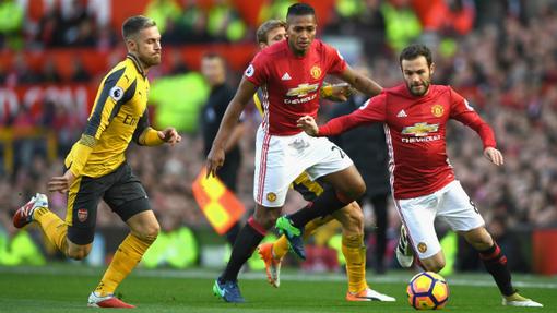 «Арсенал» — «Манчестер Юнйтед»