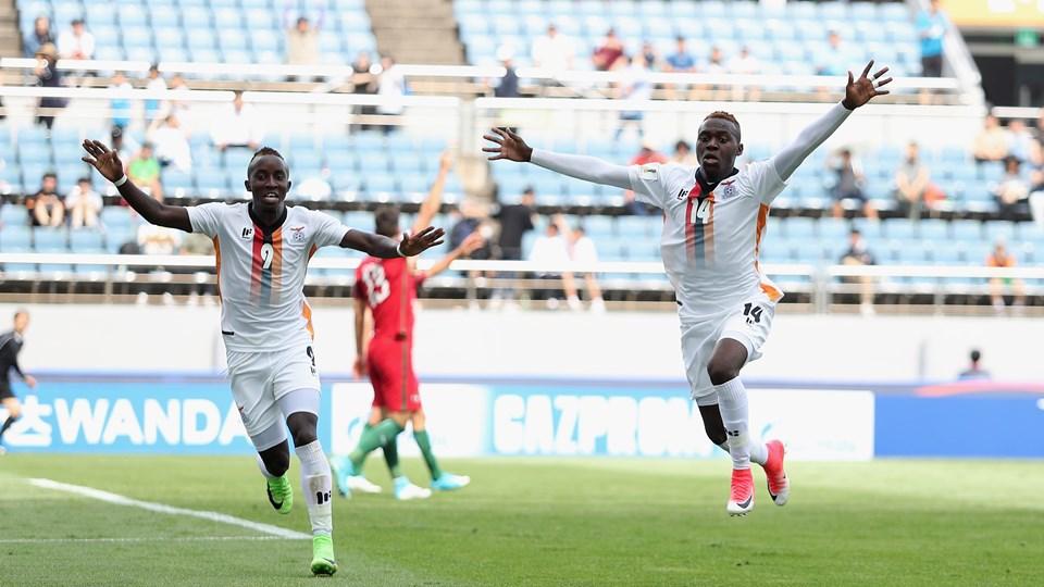 Африканцы с победы стартовали на молодежном ЧМ
