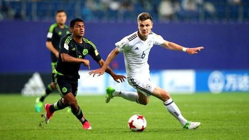 Мексиканцы оставили немцев на третьем месте
