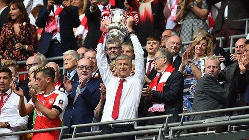 «Арсенал» завершил сезон на мажорной ноте