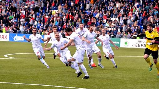 «СКА-Хабаровск» будет играть в Премьер-лиге