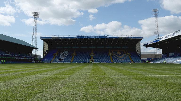 Домашний стадион клуба «Фраттон Парк»