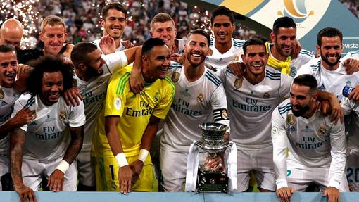 Футболисты «Реала»