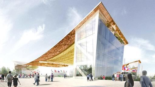 Проект реконструированного стадиона «Торпедо»