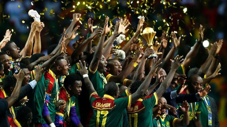 Отбор Кубка африканских наций—2019 перенесут