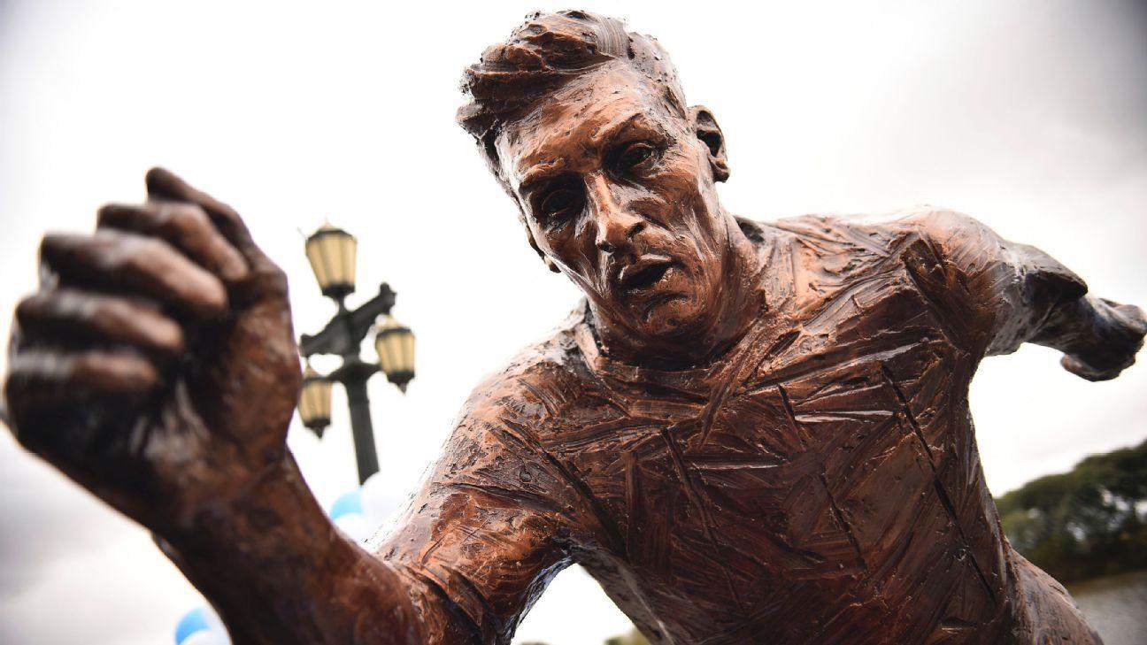 памятник месси в аргентине фото качестве чехла