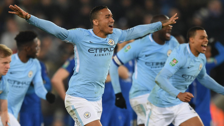 «Манчестер Сити» сыграет с «Бристоль Сити»