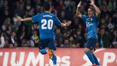 Асенсио и Васкес (справа) превращаются в ключевых игроков «Реала»