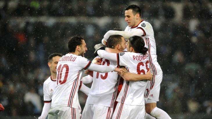 Милан футбол 2009
