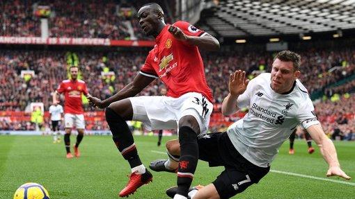 «Манчестер Юнайтед» – «Ливерпуль»