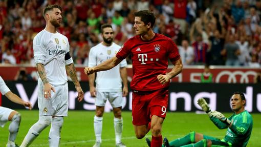 В новой лиге противостояния «Реала» и «Баварии» станут рутиной