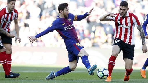 «Барселона» — «Атлетик»