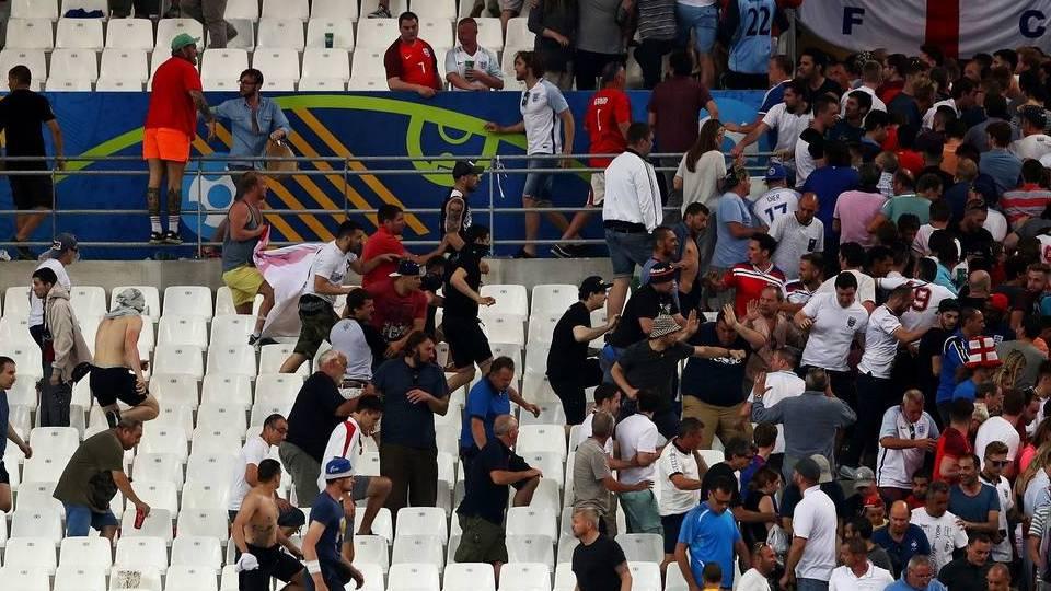 Второй россиянин заключен под стражу из-за беспорядков на Евро-2016
