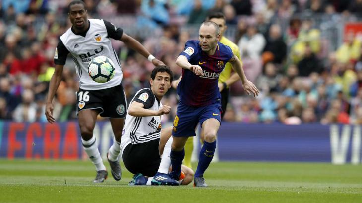 «Барселона» — «Валенсия»