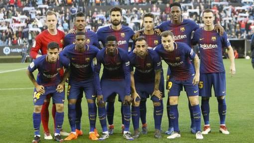 Впервые за 16 лет в основе «Барселоны» не оказалось ни одного воспитанника