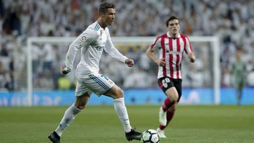 Роналду снова спас «Реал» от неудачи