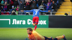 ЦСКА — «Краснодар»