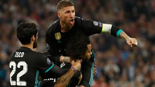 «Реал» оказался на коне в Мюнхене