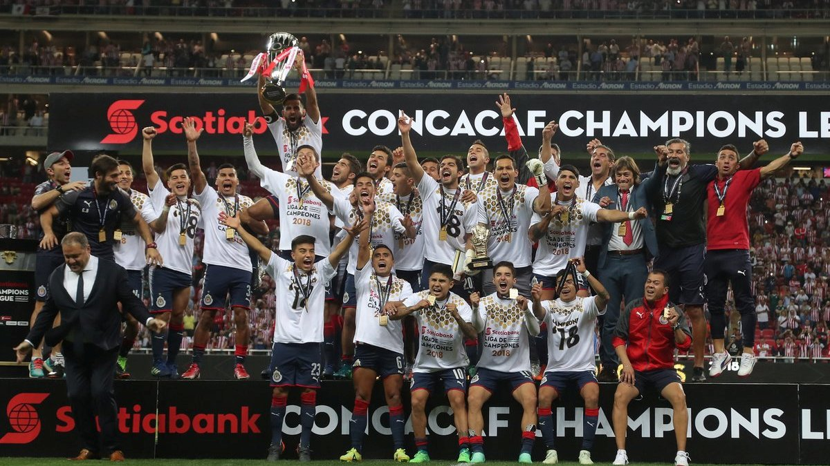 «Гвадалахара» выиграла Лигу чемпионов КОНКАКАФ