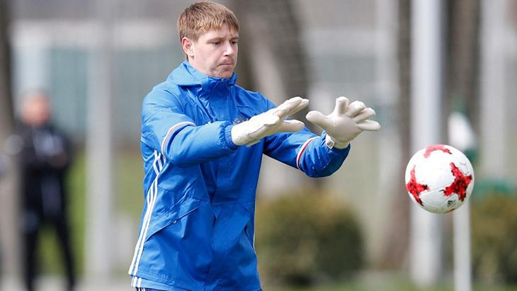 Андрей Беленов
