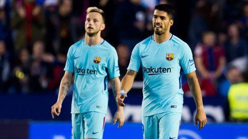 «Барселона» упустила шанс стать непобедимой в сезоне