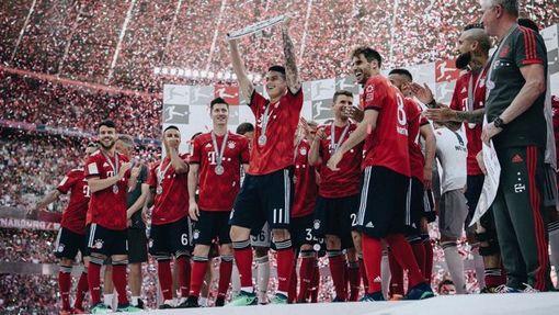 «Бавария» снова никого не подпустила к себе