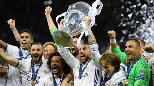 «Реал» готовится к четвертому финалу ЛЧ за последние пять лет