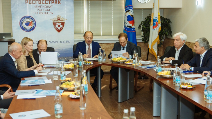 «Оренбург», «Крылья Советов» и «Енисей» были приняты в состав РФПЛ