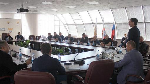 Заседание Общего собрания Футбольной Национальной Лиги