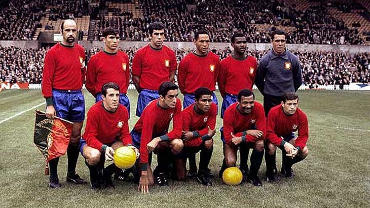 Сборная Португалии на ЧМ-1966
