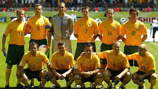 Сборная Австралии на ЧМ-2006 в Германии
