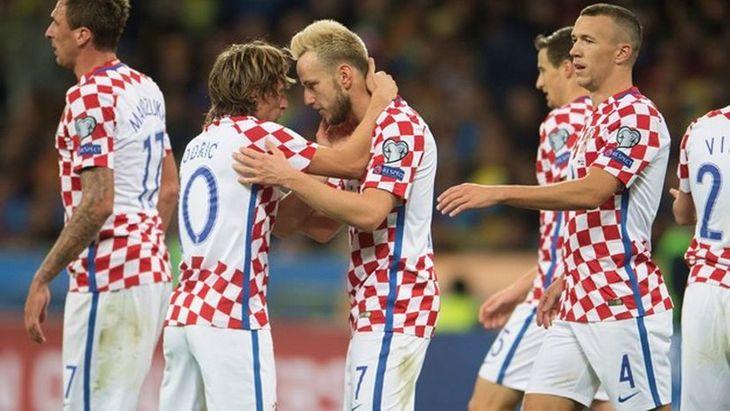 Сборная Хорватии — одна из потенциальных сенсаций ЧМ-2018