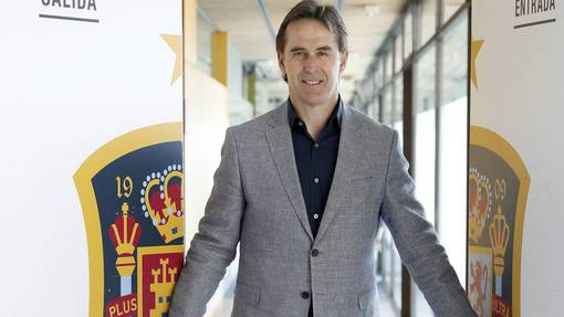 Лопетеги ни разу не проиграл во главе сборной Испании