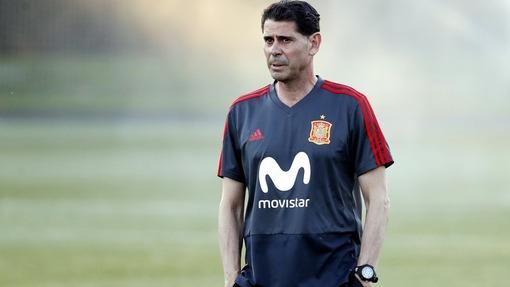 Фернандо Йерро — свой человек для игроков сборной Испании