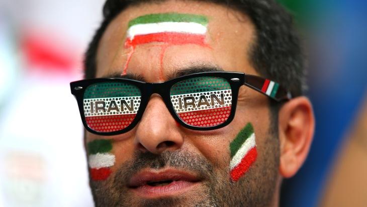 У Ирана шансом забить не воспользовался Азмун