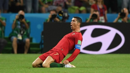 Роналду в очередной раз проявил свое величие