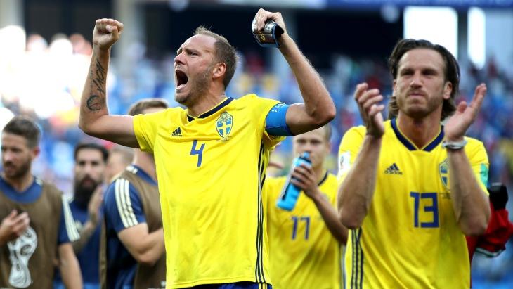Шведы взяли три очка в упорной борьбе
