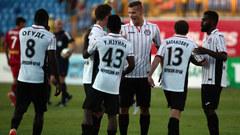 Футболисты «Амкара»