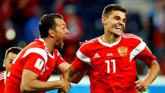 Россия — Египет
