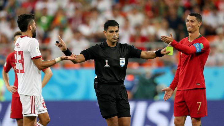 Португалия иран