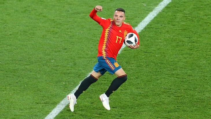 Аспас спас Испанию от поражения