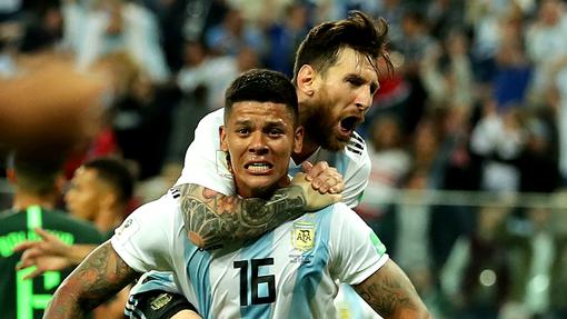 Два героя Аргентины