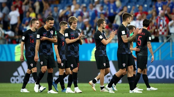 Хорватия добыла максимум очков в групповом этапе