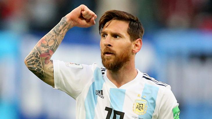 Лионель Месси все же втащил Аргентину в пллей-офф