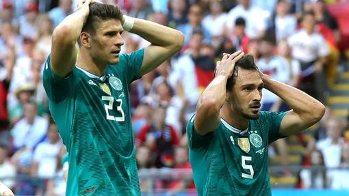 Сборная Германии шокировала всех