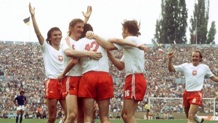 Польша на чемпионате мира 1974 года