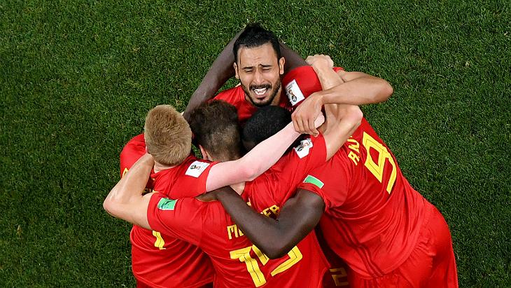 Бельгийская радость