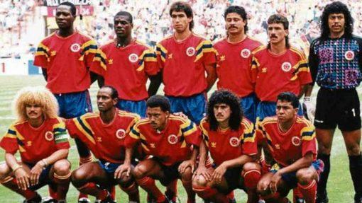 Колумбия на ЧМ-1990 в Италии